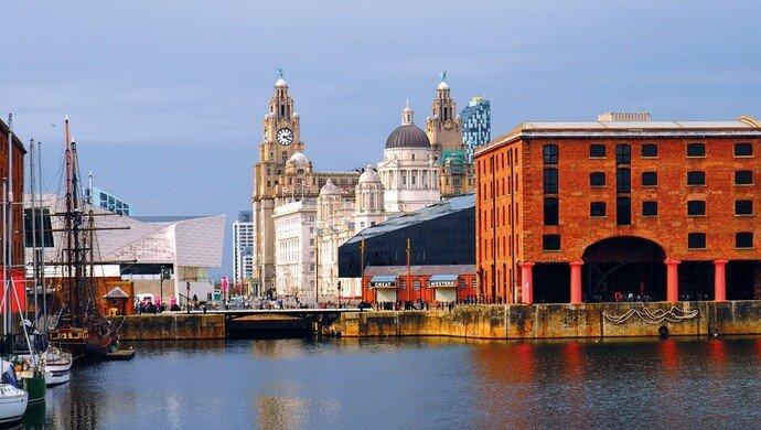 Klassenfahrt Liverpool und Manchester