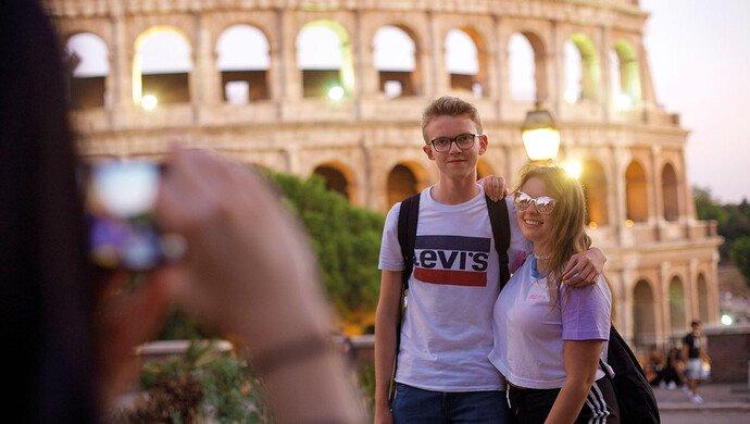 Klassenfahrt Rom Fachprogramm Kultur