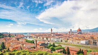 Exkursion Florenz