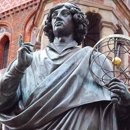 Kopernikus in Thorn