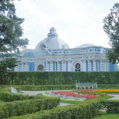 Ausflug zum Katharinenpalast