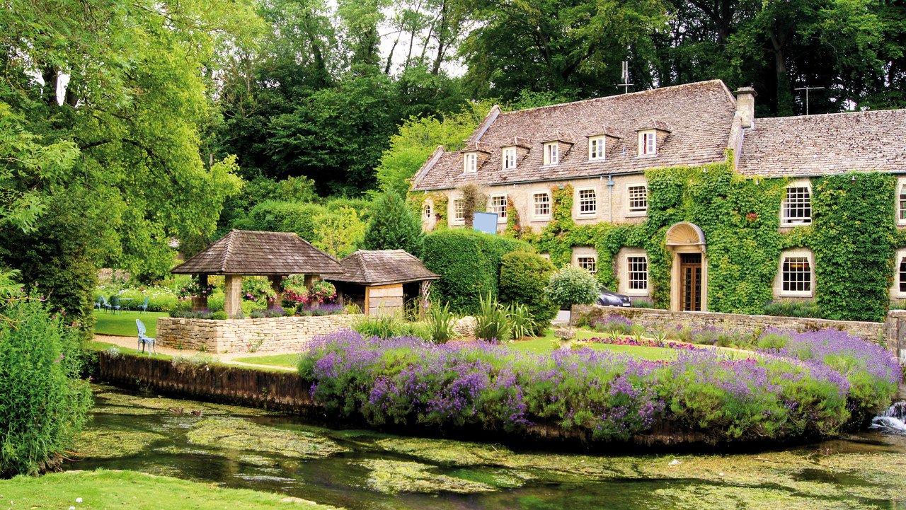 Bildschöne, verwunschen scheinende Gärten findet man um die kleinen Cottages in Nordengland