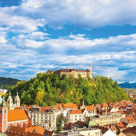 Burg Ljubljanski Grad