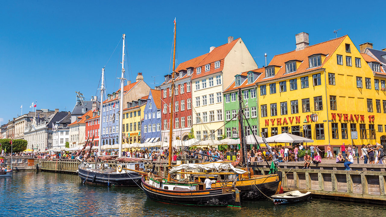 Nyhaven Kopenhagen