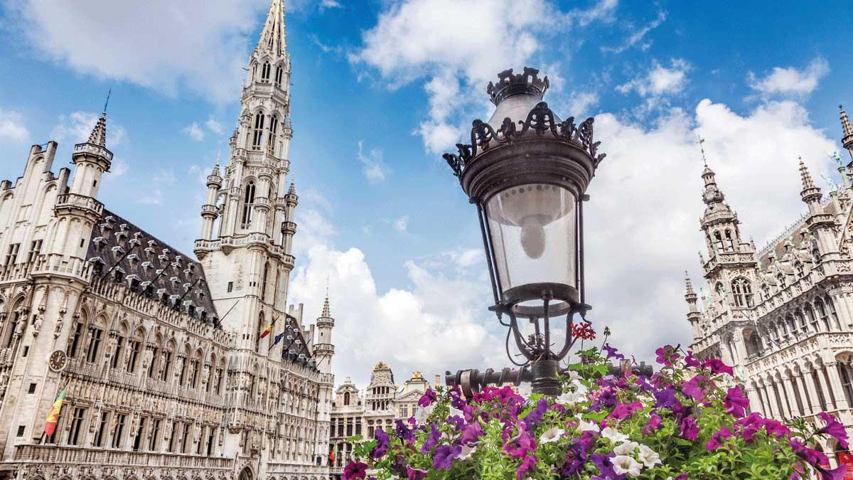 Brüssels großer Platz