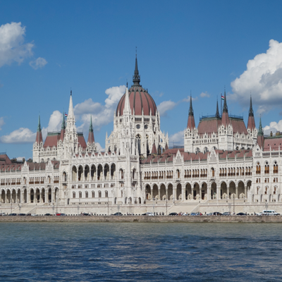 Parlamentsbesuch Budapest