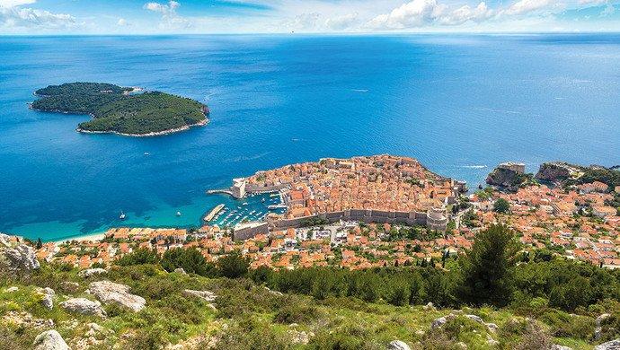 Klassenfahrt Dubrovnik