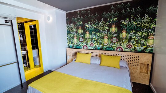 Amistat City Hostel in Barcelona