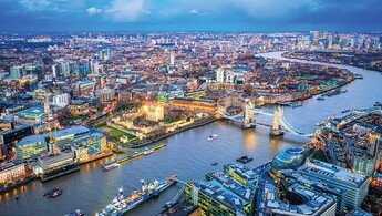 Exkursion London