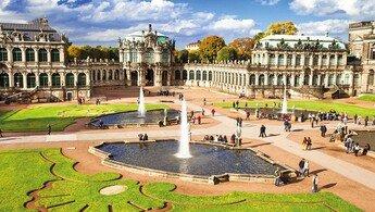 Gruppenreise Prag & Dresden