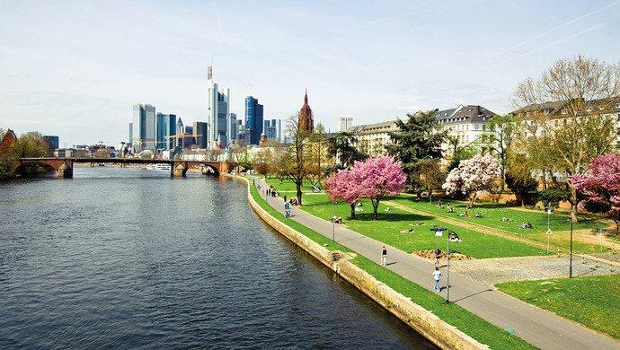 Klassenfahrt Frankfurt am Main