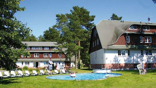 Hotel- und Ferienanlage Waldhof Waldhof Hotel GmbH & Co. Investitions KG
