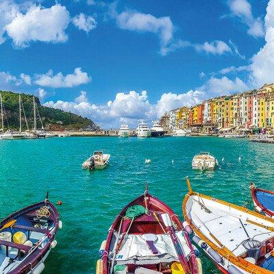Alle Programmbausteine Italienische Riviera auf einen Blick