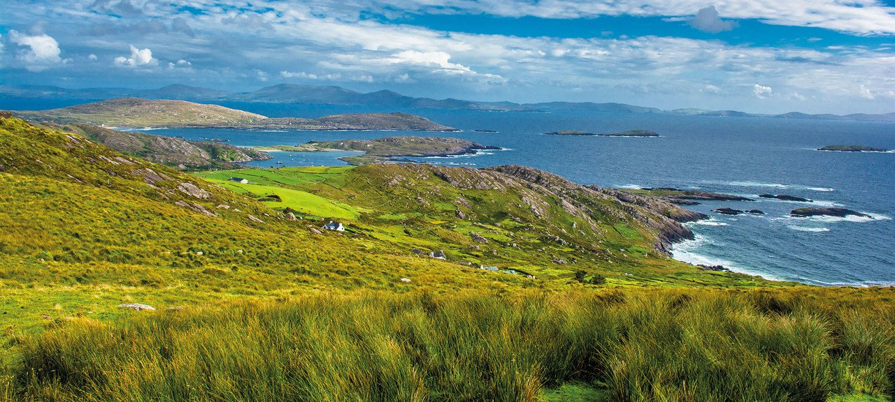 Küste in Irland