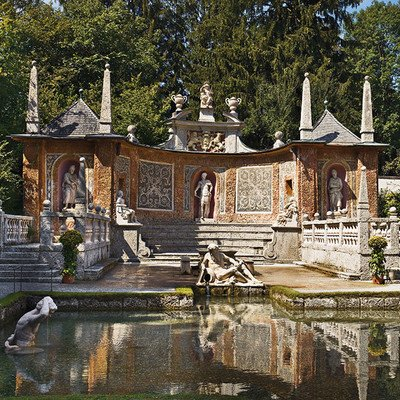 Lustschloss Hellbrunn