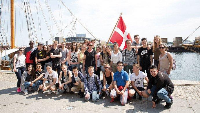 Klassenfahrt Kopenhagen und Oslo
