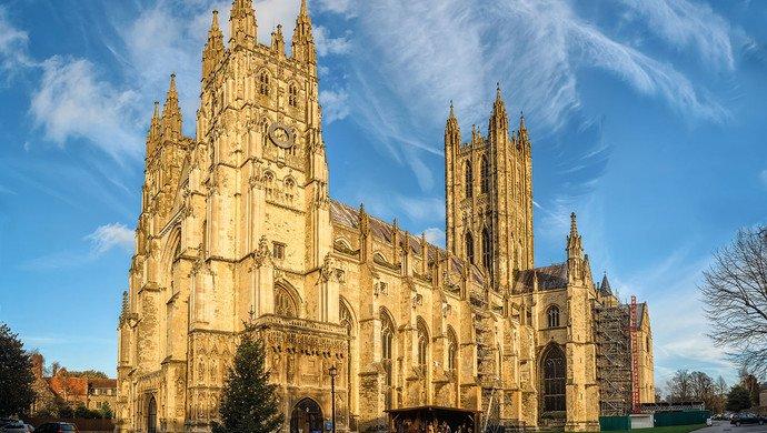 Klassenfahrt Canterbury
