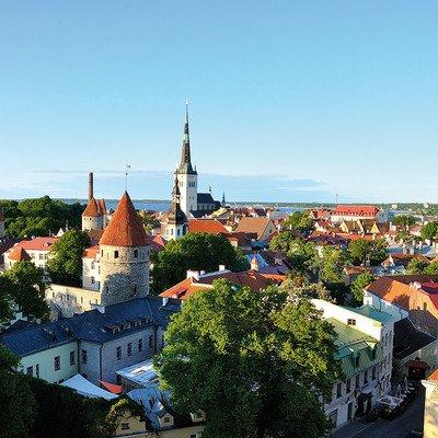 Alle Programmbausteine Tallinn auf einen Blick