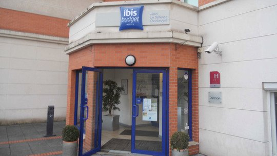 Ibis Budget Hotel Caen Gare