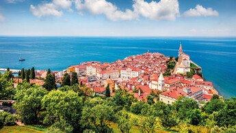 Klassenfahrt Slowenische Küste
