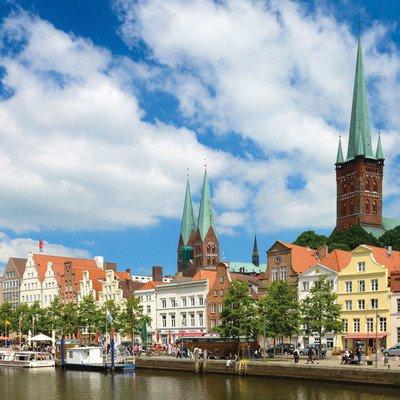 Lübecks Gänge und Höfe