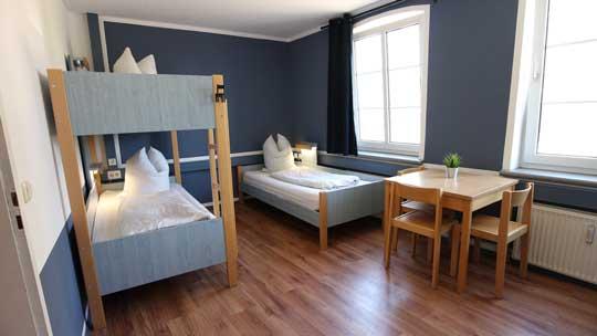 blue doors hostel KTV