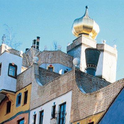Museum Hundertwasser/Kunsthaus Wien