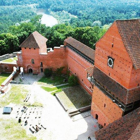 Burg Turaida Riga