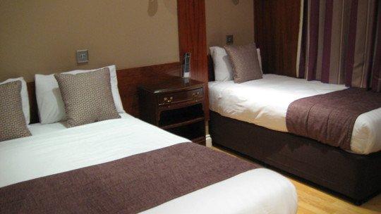 Garden View Hotel Ltd