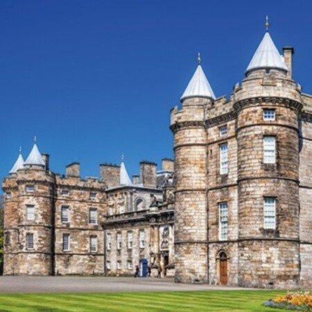 The Palace of Holyrood House