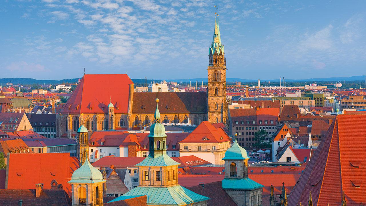 Nürnberger Dächer