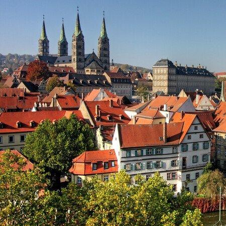 Bamberg und seine Stollenanlagen