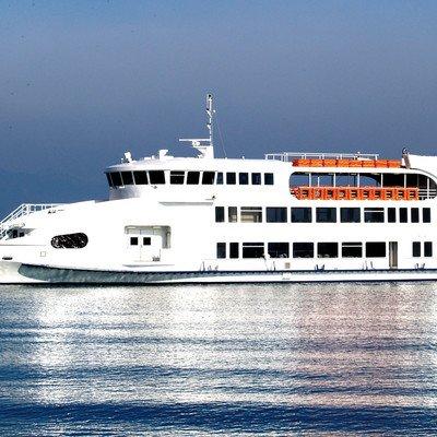 Bootsausflug auf dem Gardasee