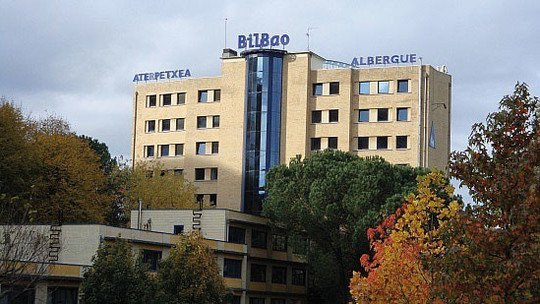 Hostel Aterpetxea in Bilbao