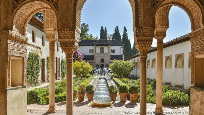 Gruppenreise Andalusien – Land des Lichts