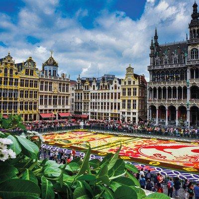 Alle Programmbausteine Brüssel auf einen blick