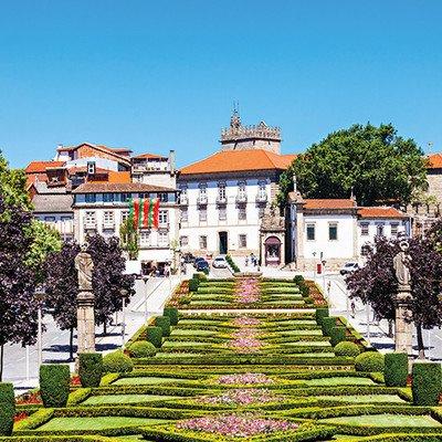 Barcelos – Braga – Guimarães