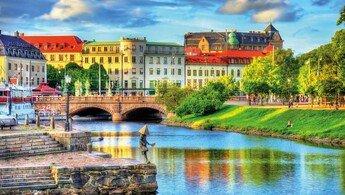 Klassenfahrt Göteborg und Kopenhagen
