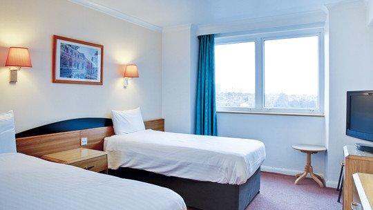 Best Western Plus London Croydon Aparthotel ★★★