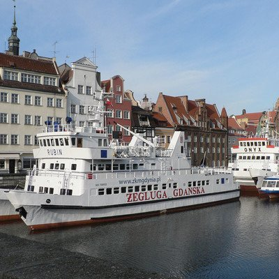 Schifffahrt Westerplatte