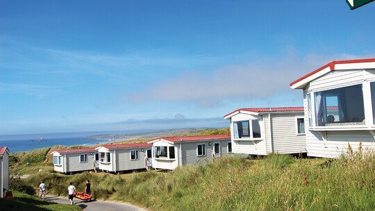 CORNWALL: St. Ives Bay Holiday Park