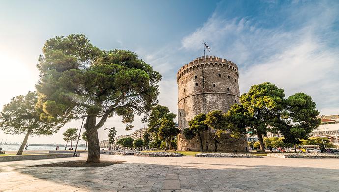 Klassenfahrt Thessaloniki