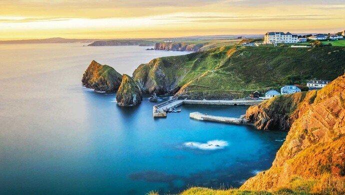 Gruppenreise Südengland und Cornwall für Genießer