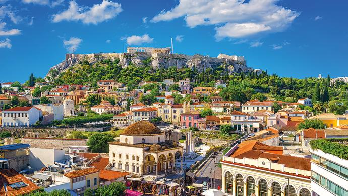 Klassenfahrt Athen & Umgebung