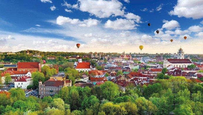 Klassenfahrt Vilnius und die Kurische Nehrung