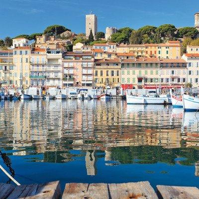Alle ProgrammbausteineCôte d'Azur auf einen Blick