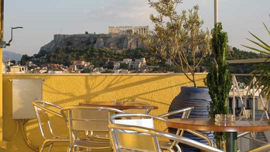 Hotel Evripides ** in Athen
