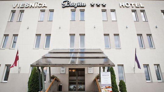 Kolonna Hotel Brigita ***