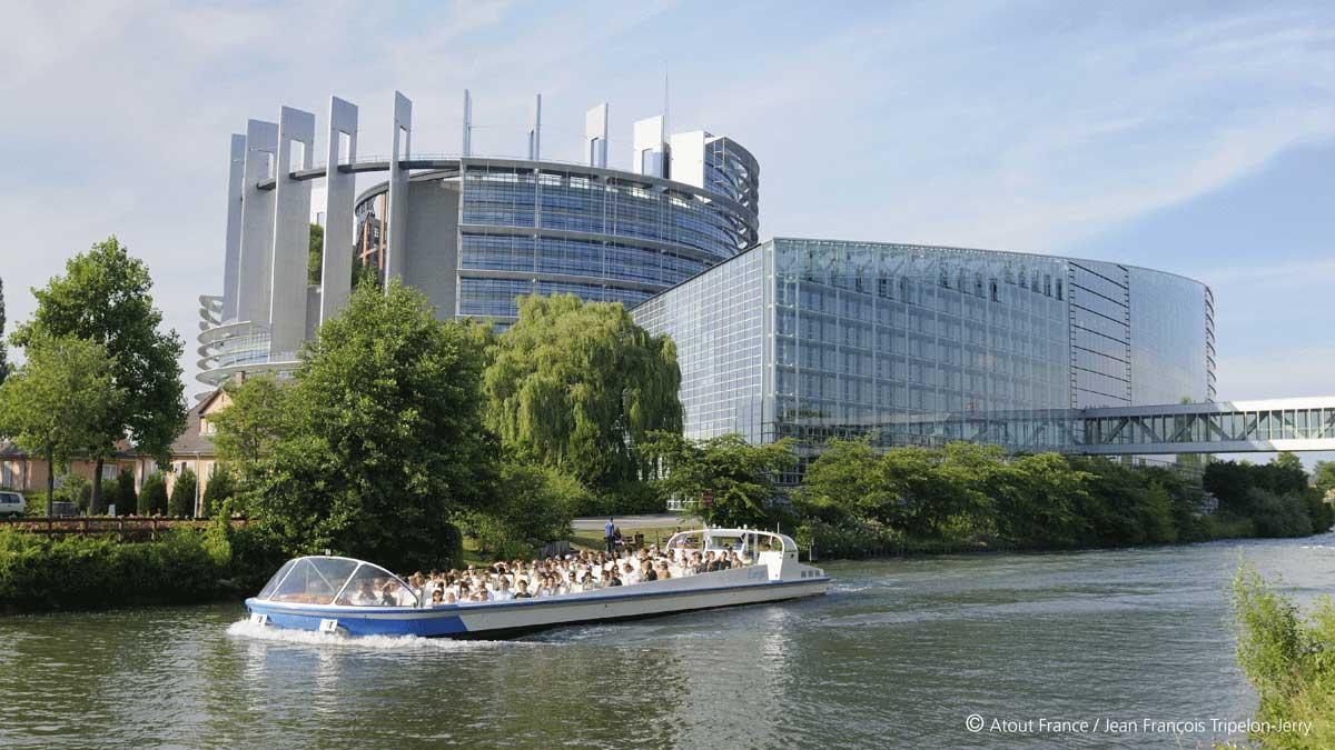 Europaparlament-Straßburg
