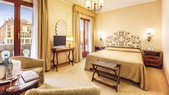 Hotel Continental ★★★★ Venedig